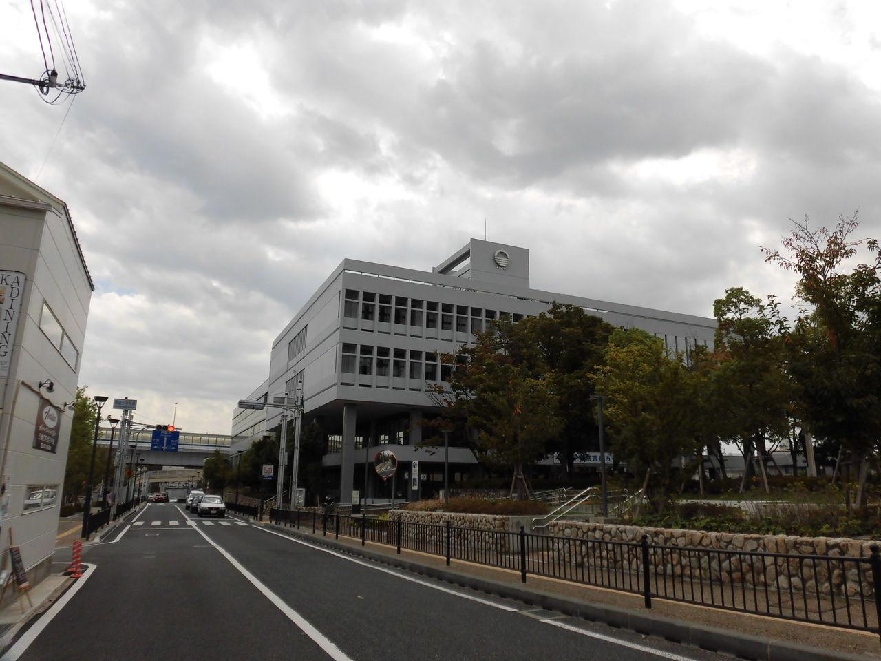 芦屋市役所