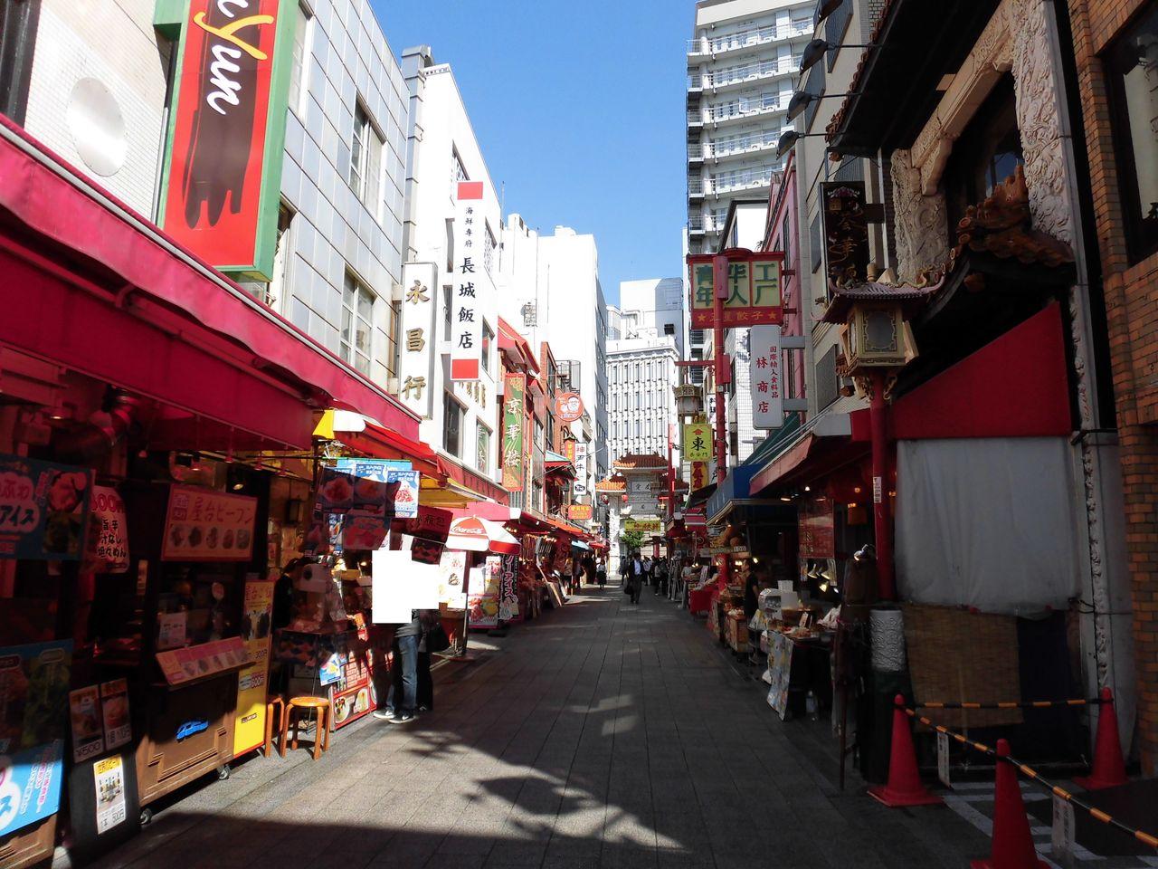 南京町(神戸市中央区)