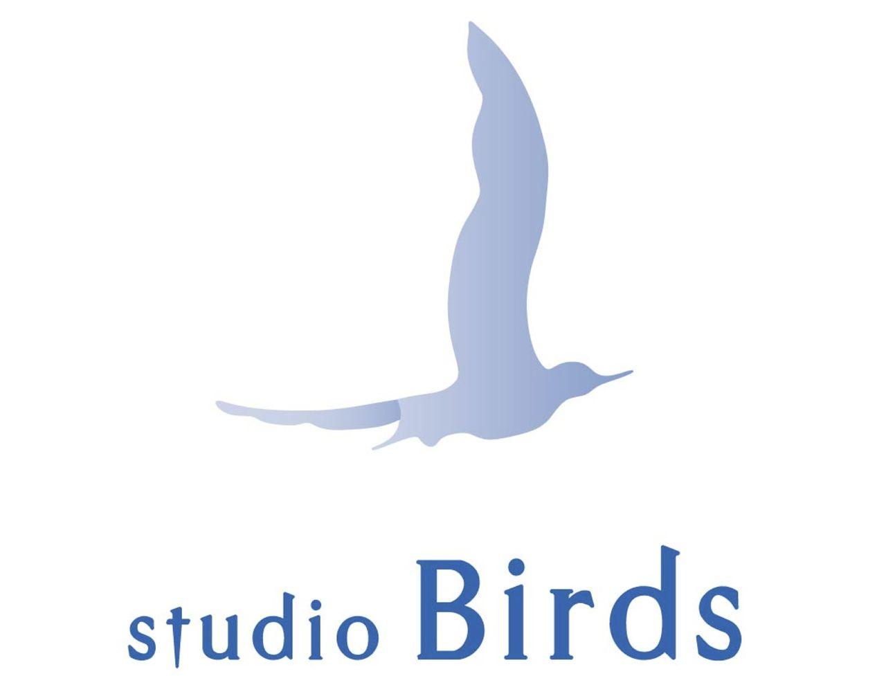 スタジオバーズのロゴ