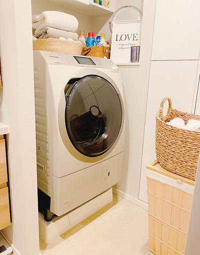 洗濯機さん Panasonicドラム式