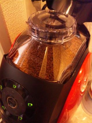 コーヒーの粉セット