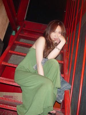 階段でのmaki