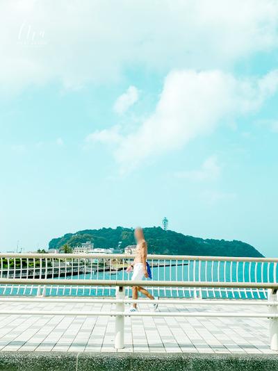 江ノ島とウォーキング