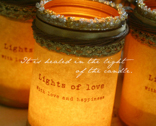 Lights of love