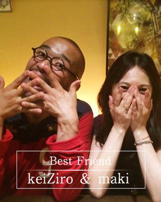 keiZiroさんと浅田真季