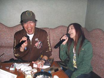古坂大魔王とmaki 歌う!