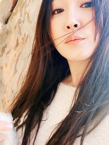 髪がそよそよぉ〜