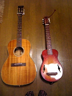 うちのギター