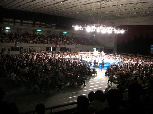 全日本横浜文化体育館