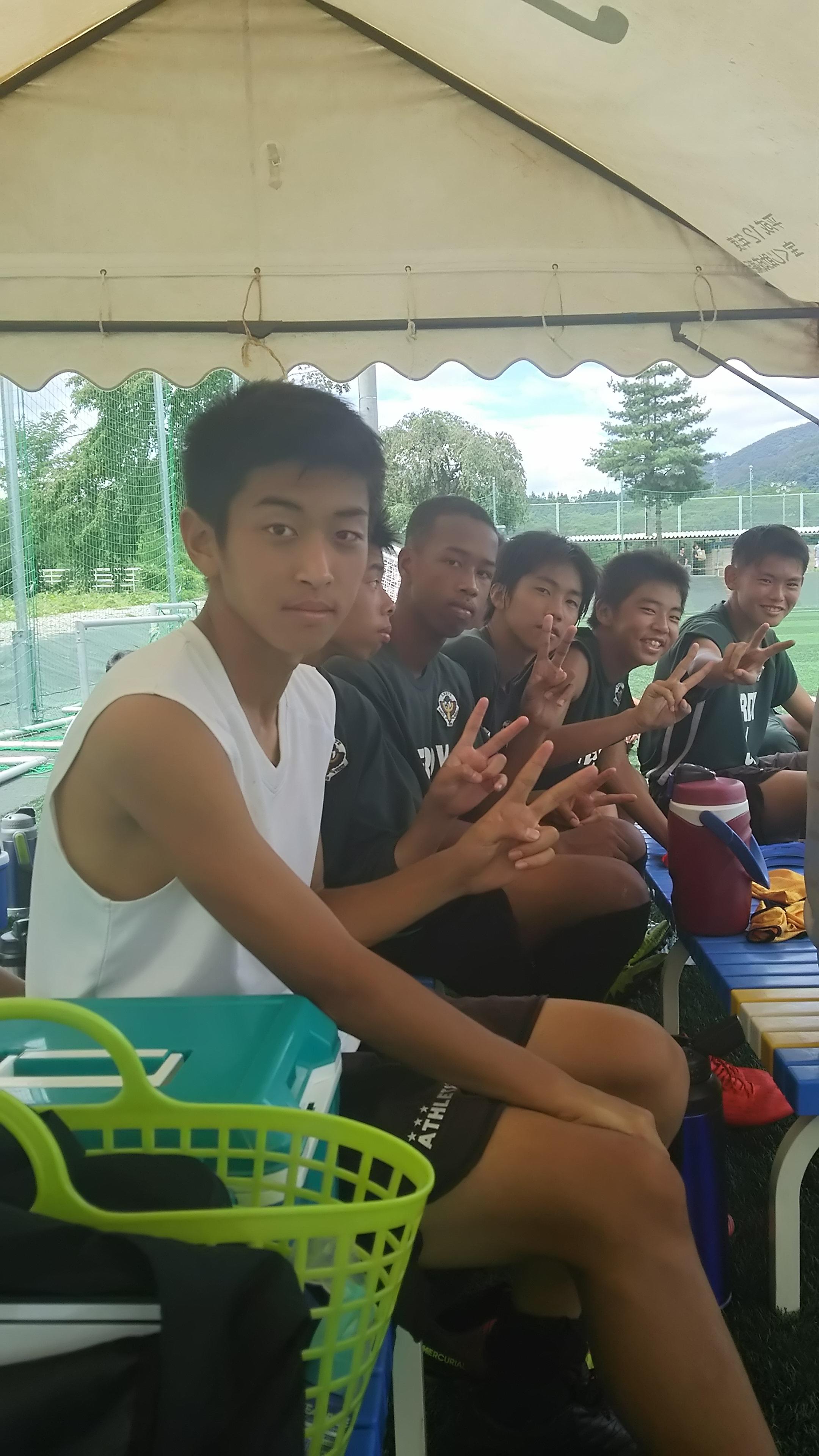 U15 合宿  海老名FC