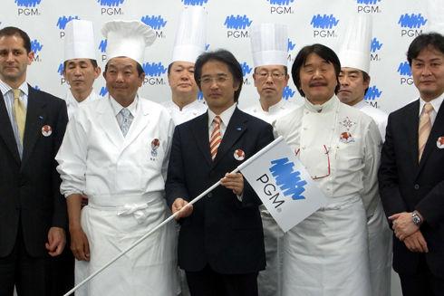 PGM,料理の鉄人