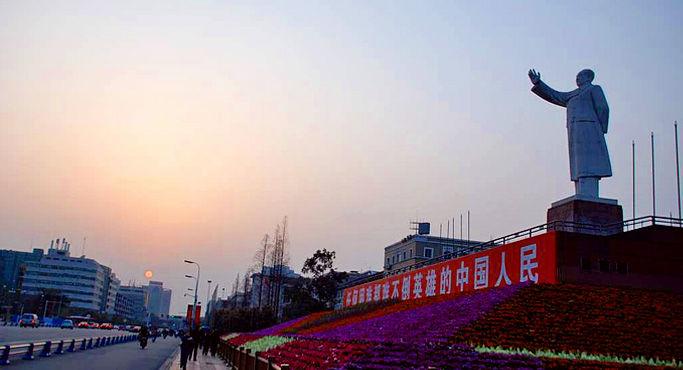 和ペリティーヴォな赤色,中国
