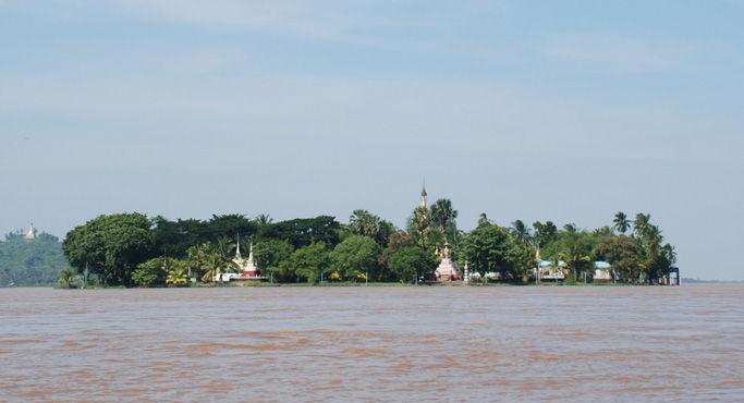 寺, ミャンマー