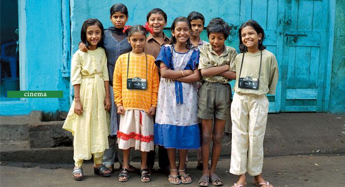 未来を写した子どもたち