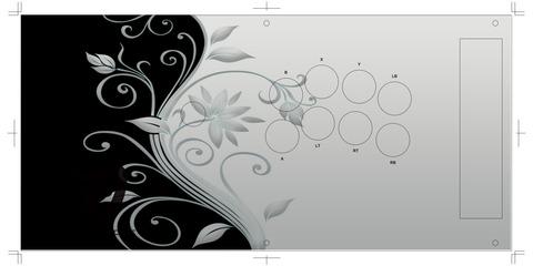 白黒1エッジ(360)
