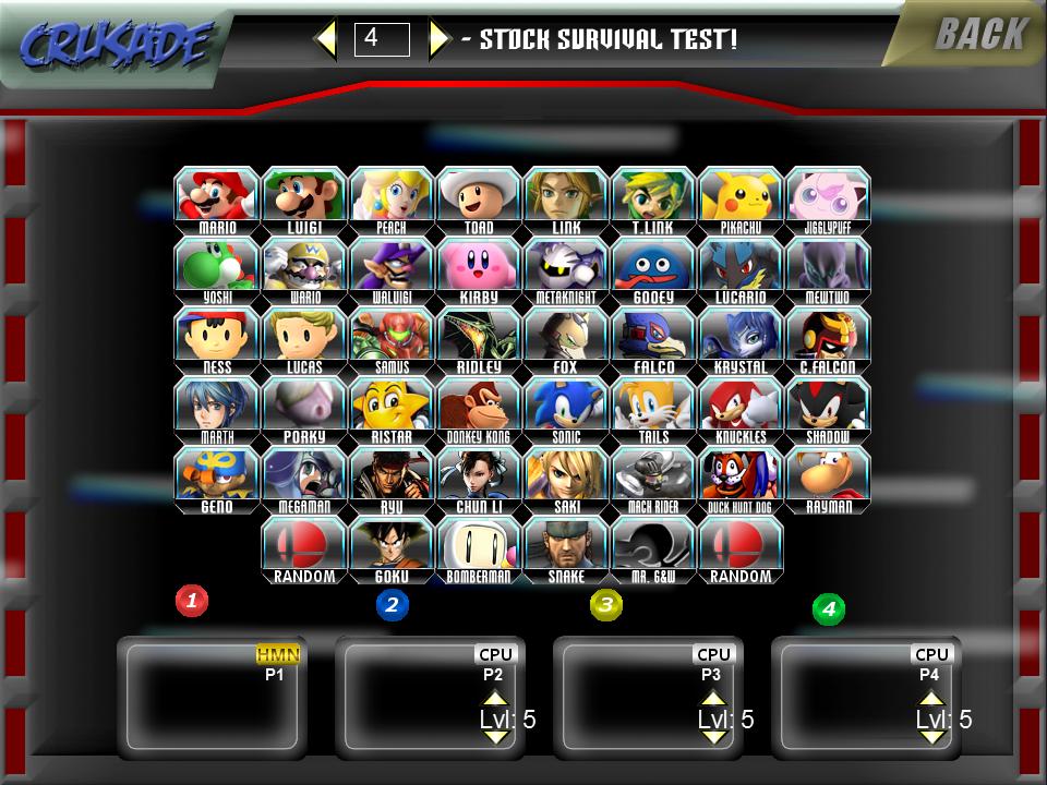 Play free online super smash flash 2 demo v0 7 games at thegame me