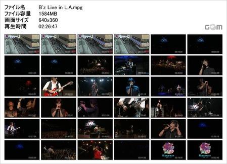 B'z Live in L.A.