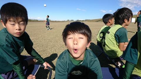 【U-10】トレーニングマッチ@鬼怒わいわい広場