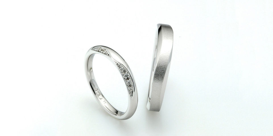 コラニー りんご cly077 結婚指輪