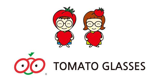 トマトグラッシーズ ロゴ大
