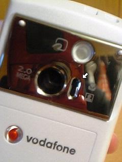 カメラ部分
