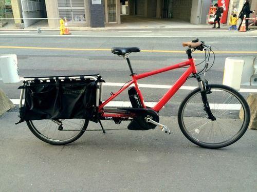 ロングテールバイクは世界を救う ~電動アシストロングテールの考察