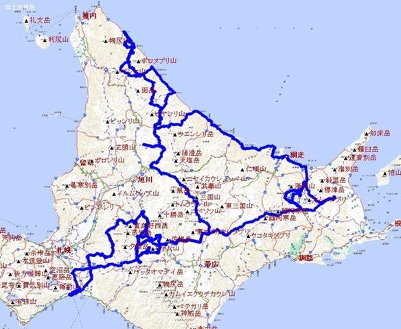 6002018北海道全行程