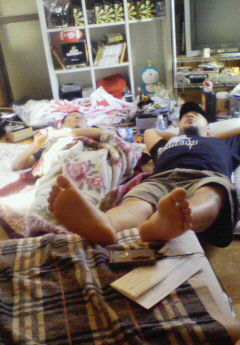 HIA+の添い寝