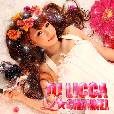 LICCAちゃんdvd&cd