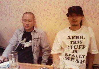 ロベルト吉野&DJ威蔵