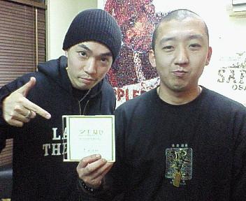 CDプレゼント