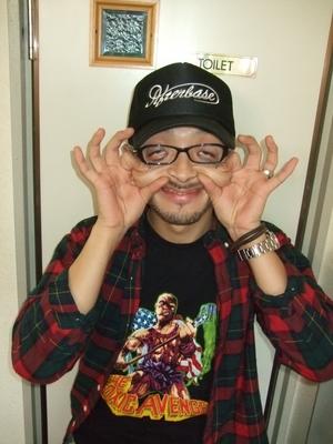 メッシュキャップだぜぃ!!!!!
