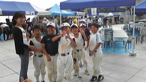 生意気少年野球団