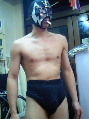 ウルフマスク