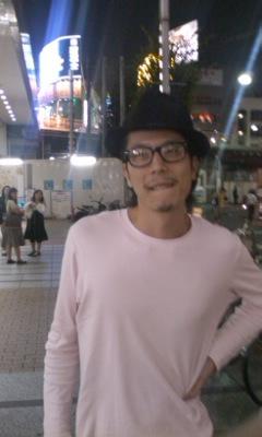 新宿にて再会