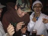 ピーボー&DJ:ダルシム&しみちゃん