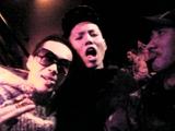 蘭丸&キンコツマン&VG