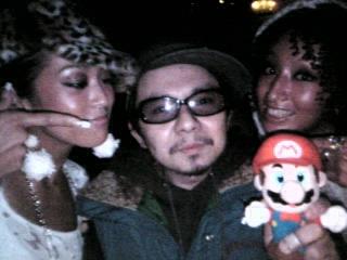 Wピーチ姫&マリオ