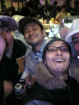 HEIGHT大阪のチャル君&うらちゃん&ウルフ
