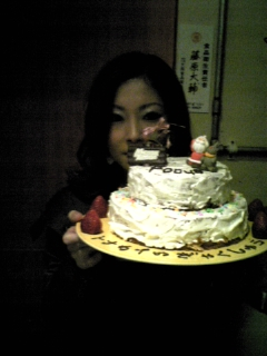 みっちゃんの美味しいケーキ