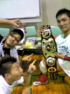 佐々木isチャンピオン