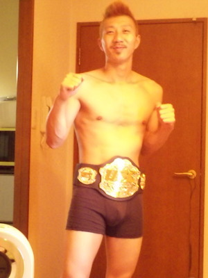 UFCのチャンピオン