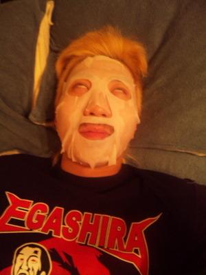 闘魂マスク