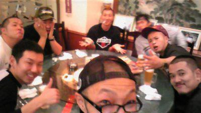 中華街で飯