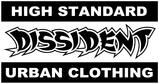 DISSIDENT logo