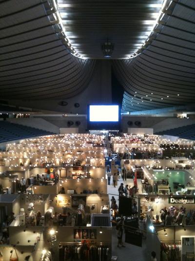 東京代々木体育館