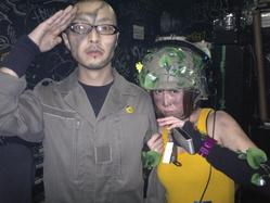 TOMICA軍曹と清水2等兵