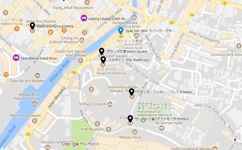 Stadthuys map