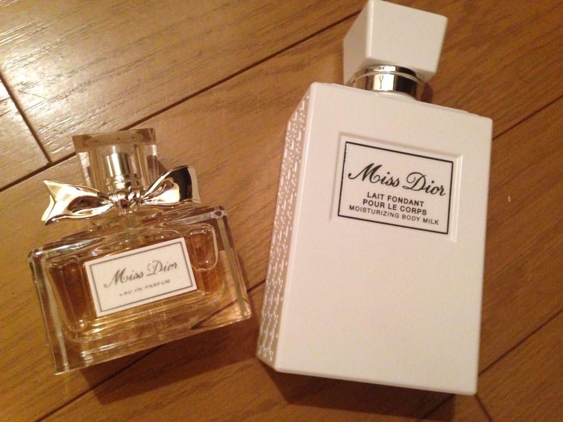 finest selection 0071e 71427 Dior フレグランスデビュー! Miss Dior(ミス ディオール ...