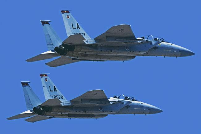 16MAR'89_KLUF_LA78-0571&570(F-15D-426TFTS